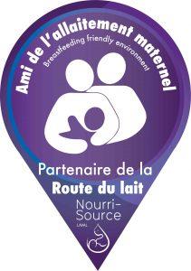 Logo NS Laval Route du lait