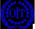 Logo de l'organisation internationale du travail (OIT)